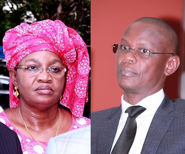 Mor N'gom réplique à Aïda M'bodj : «Elle est lionne de quelle forêt ?»