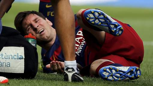 """Messi ne jouera pas le Clasico"""