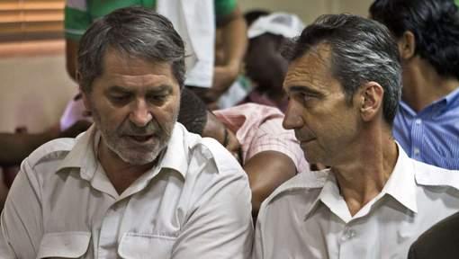 """""""Air Cocaïne"""": les pilotes placés en détention"""