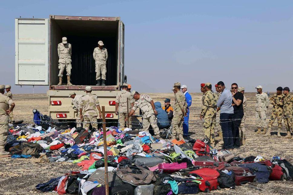 Nouvel attentat meurtrier de l'ÉI en Égypte