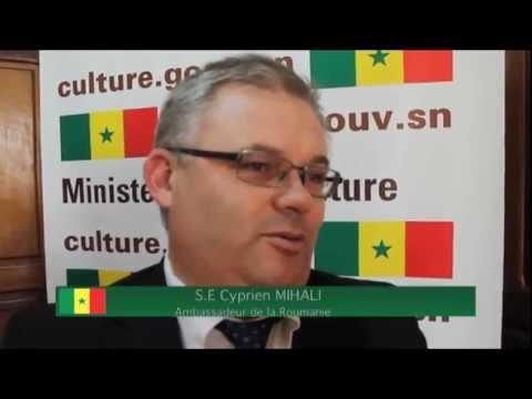 SÉNÉGAL/ROUMANIE : 50 ans de coopération