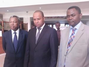 Négociations sur le Climat : Abdoulaye Bibi Baldé satisfait de la synergie entre les États et la société civile sous-régionale