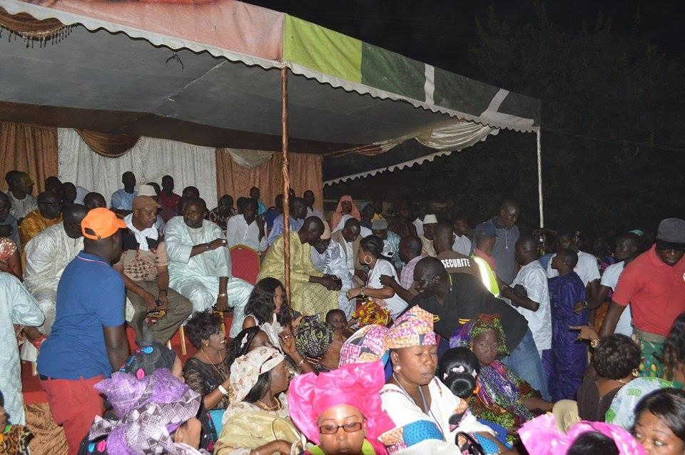 Massification de l'APR : Louga acclame son maire qui annonce le début des travaux en début décembre