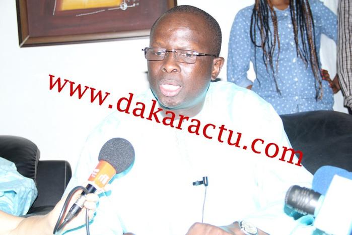 """Modou Diagne Fada, Président du groupe parlementaire libéral et démocratique : """"Wade ne me choisira jamais un leader!"""""""