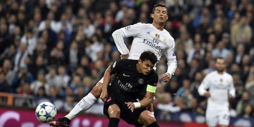Thiago Silva ouvre la porte à Cristiano Ronaldo