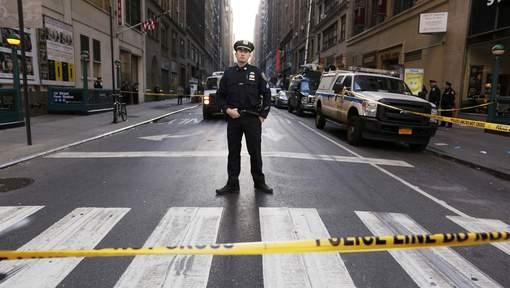 Fusillade mortelle dans une station de métro à Manhattan
