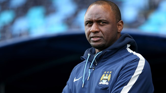 Patrick Vieira nommé entraîneur du New-York City FC