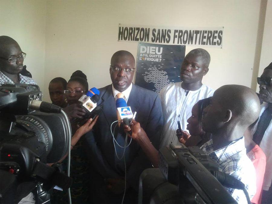 Intensification des crises en Afrique : HSF indexe une faiblesse des Etats dans le contrôle de leurs frontières.