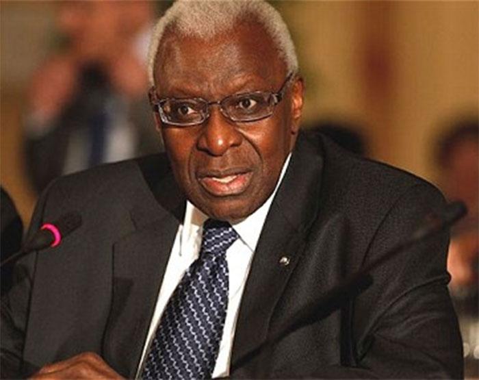 Affaire Lamine Diack : La fédé d'athlétisme exprime son soutien à l'ex patron de l'IAAF