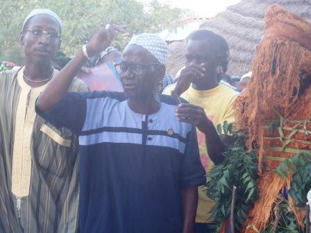 BOUBACAR BALDE, MAIRE DE KAHENE : « Je n'aurais de repos que le jour où MACKY aura un second mandat »