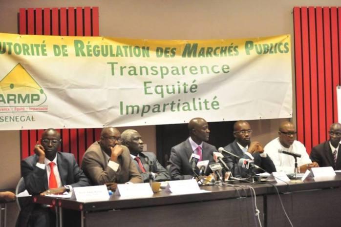 L'Armp annule la passation du marché relatif à la fourniture de bouteilles d'eau au personnel du PAD