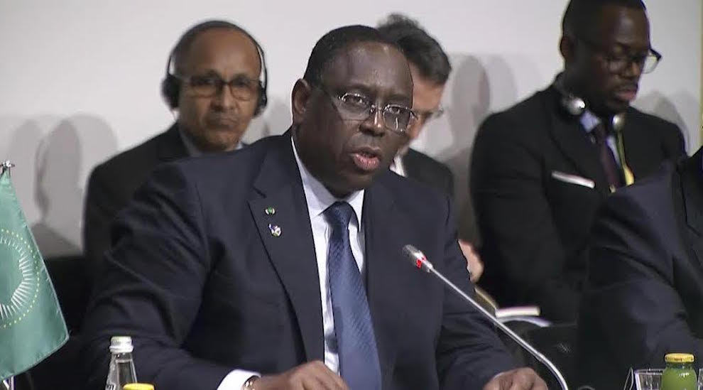 """MACKY SALL A MALTE : """"L'Afrique perd plus de 60 milliards d'Euros par an à cause des évasions fiscales"""""""