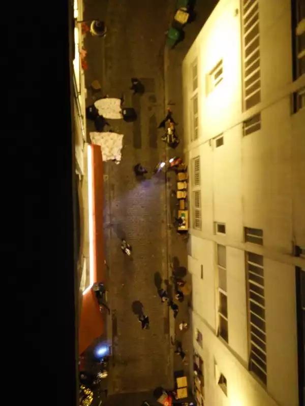 Fusillade à la rue de Charonne : plusieurs corps par terre selon un témoin