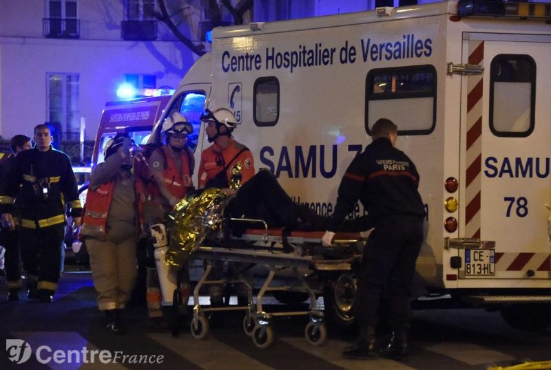 BILAN : 140 morts dans des attentats à Paris
