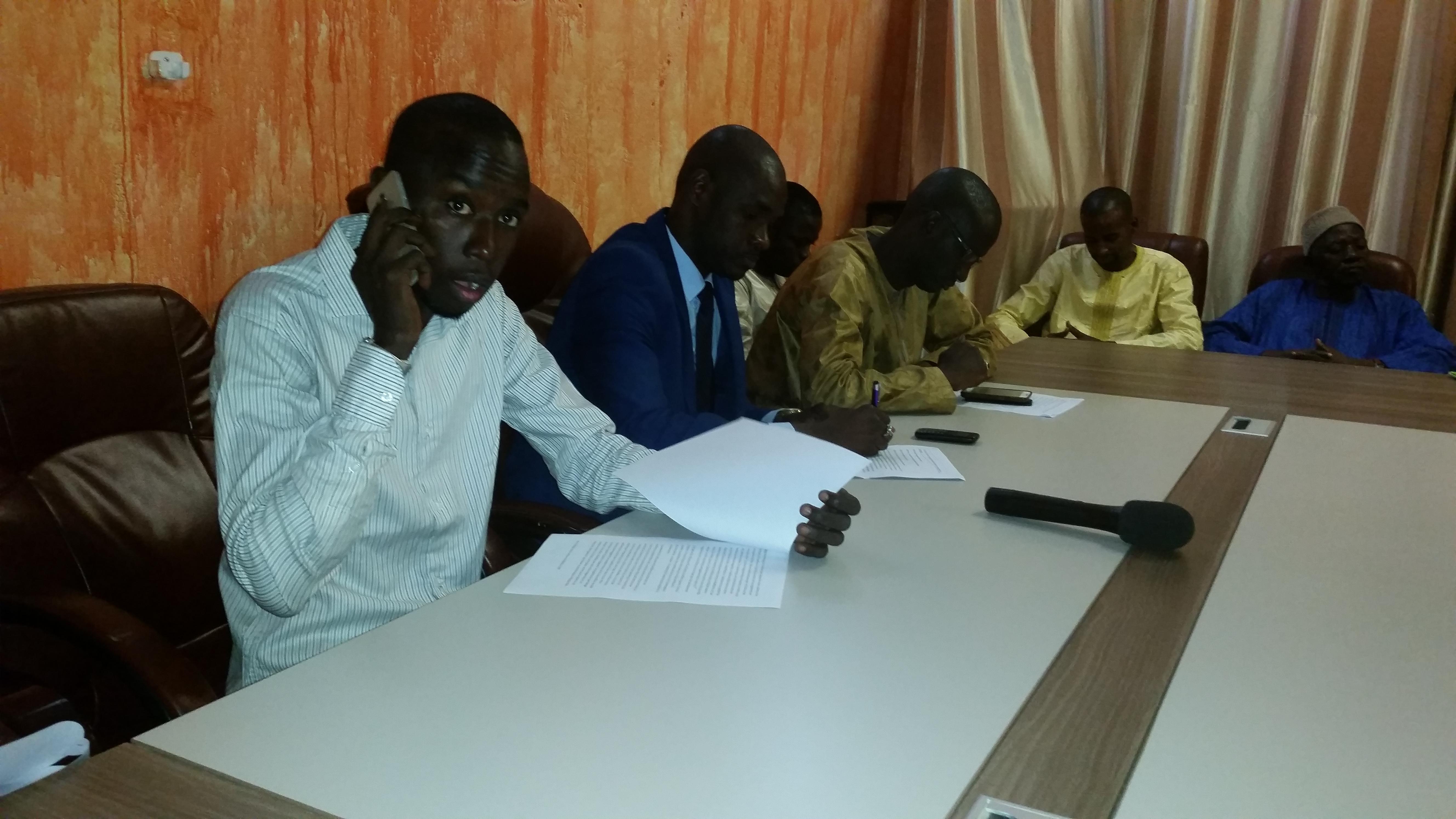 Sorties des libéraux contre le Ministre Oumar Guèye : Les jeunes de la Cojer de Bambilor apportent la réplique