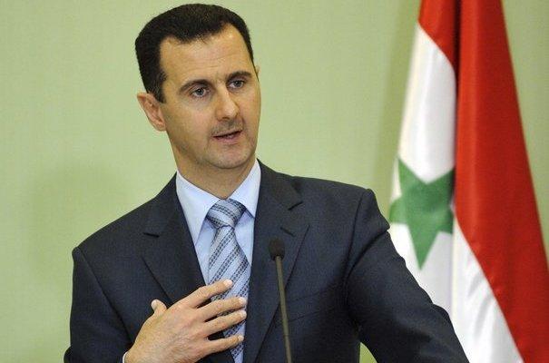 """Selon Bachar al-Assad, la politique française a contribué à """"l'expansion du terrorisme"""""""