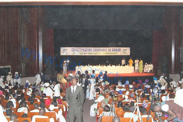 Meeting de l'Alliance des Forces de Progrès : La coordination régionale de Dakar sonne la mobilisation et se veut conquérante
