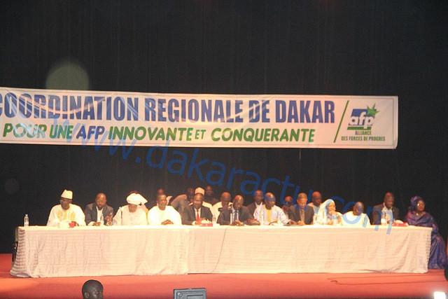 Réaffirmant son soutien à Macky Sall, L'AFP attaque et cogne Malick Gakou sans le nommer