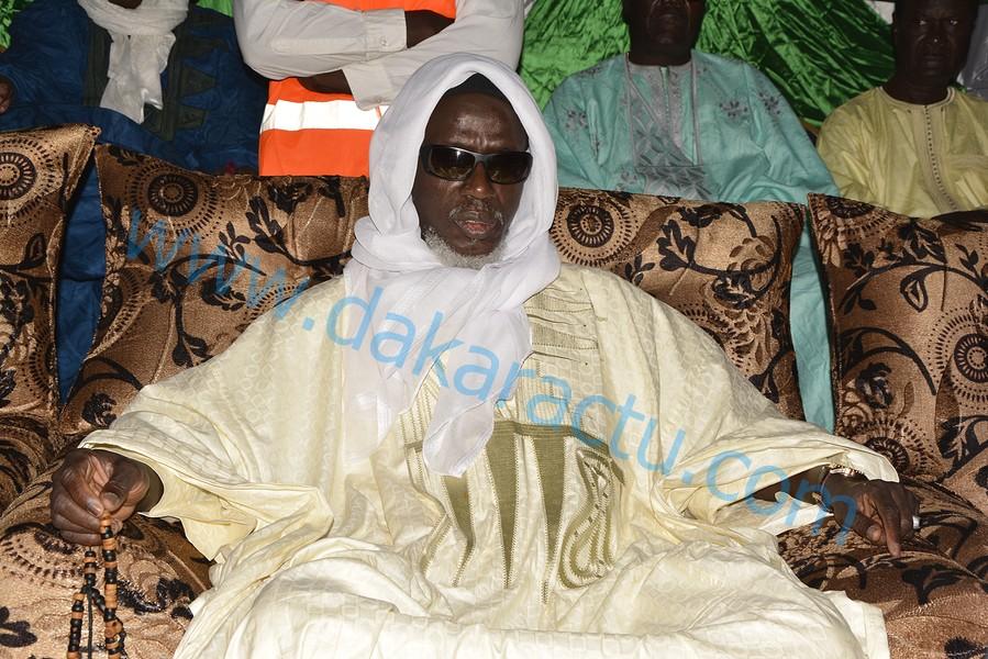 """Semaine Cheikh Ahmadou Bamba : Les images de la grande conférence de Pikine sur le thème """" le Coran est la solution """""""