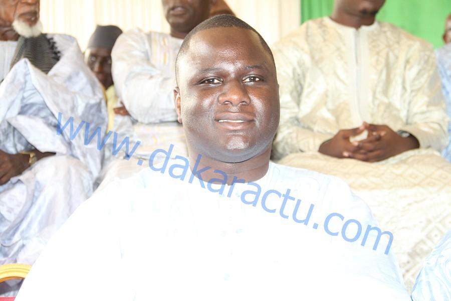 Semaine Cheikh Ahmadou Bamba : Déthié Fall de Rewmi à la cérémonie de clôture à Massalikoul Djinane