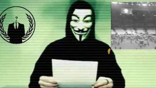 """Anonymous déclare la guerre à l'EI : """"On va vous traquer"""""""