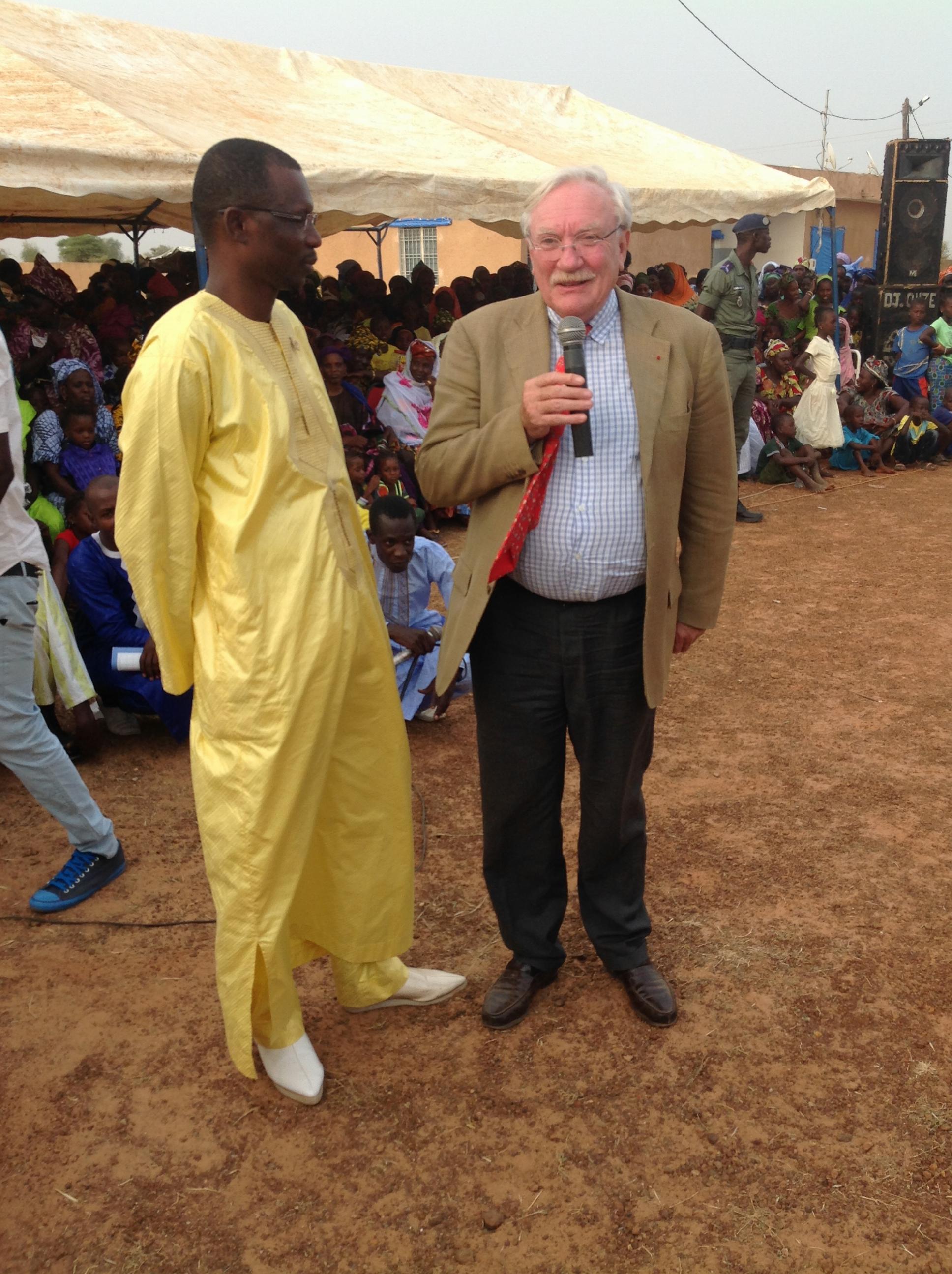 Visite de l'Ambassadeur de France au Fouta : Une volonté de renforcement des relations déjà excellentes entre la France et le Sénégal
