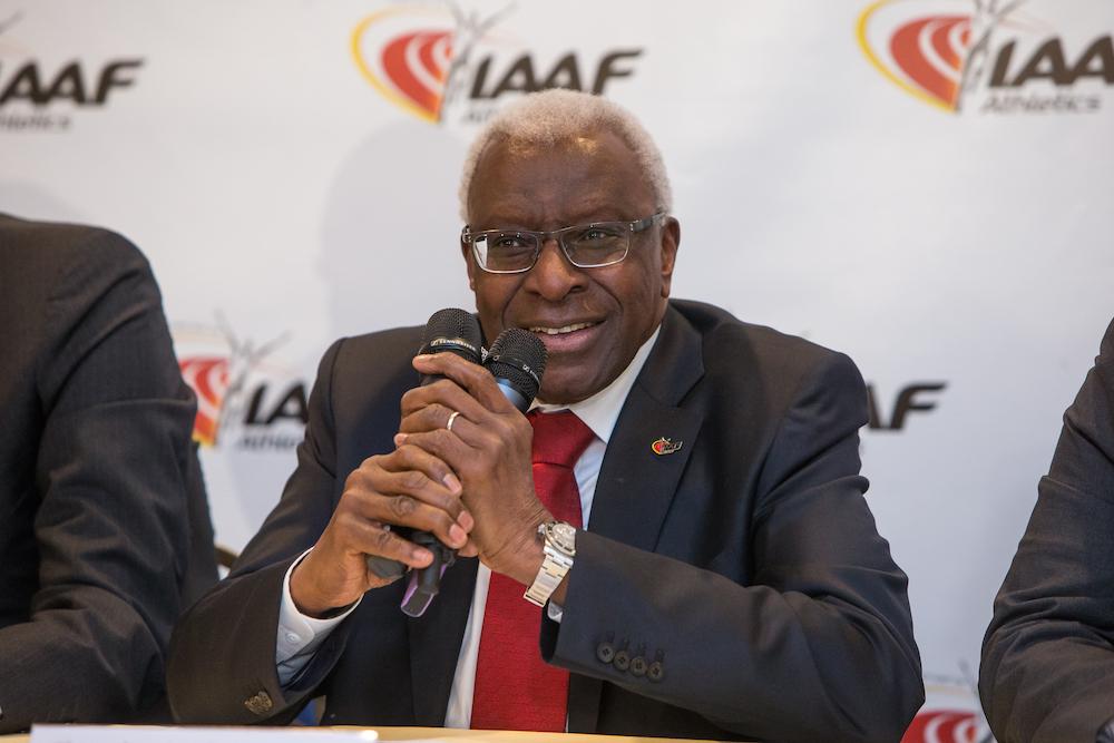 Affaire Lamine Diack : Le bureau des anciens athlètes lui exprime son soutien