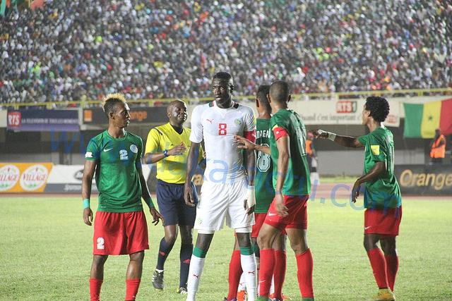 """Cheikhou Kouyaté, Capitaine des Lions : """"Nous avons fait une prestation moyenne"""""""