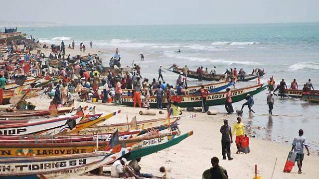Environ 600 mille sénégalais dans le secteur de la pêche (RAPPORT)