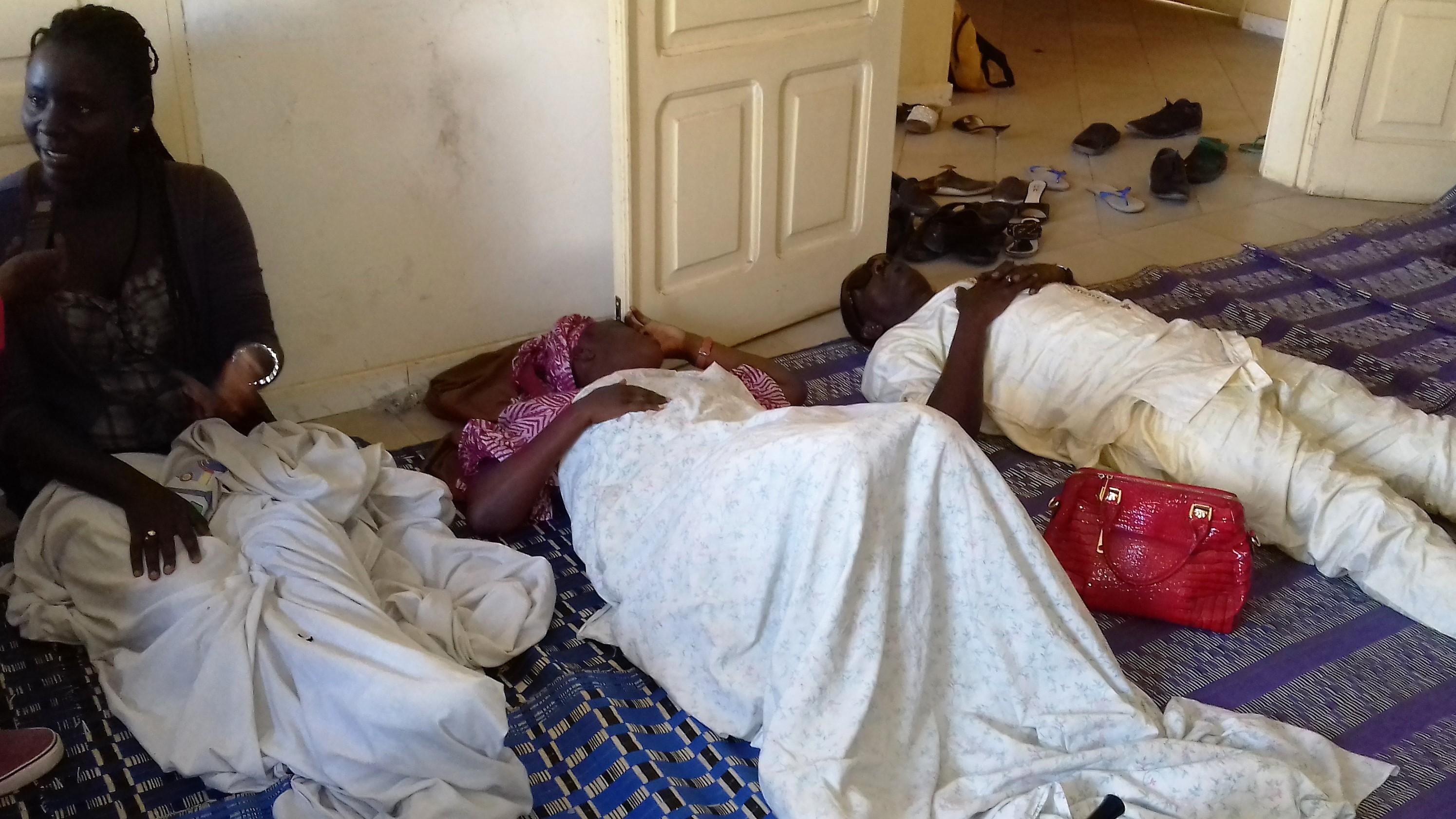Grève de la faim des ex-agents des structures dissoutes : Un gréviste admis à l'hôpital de Thiaroye