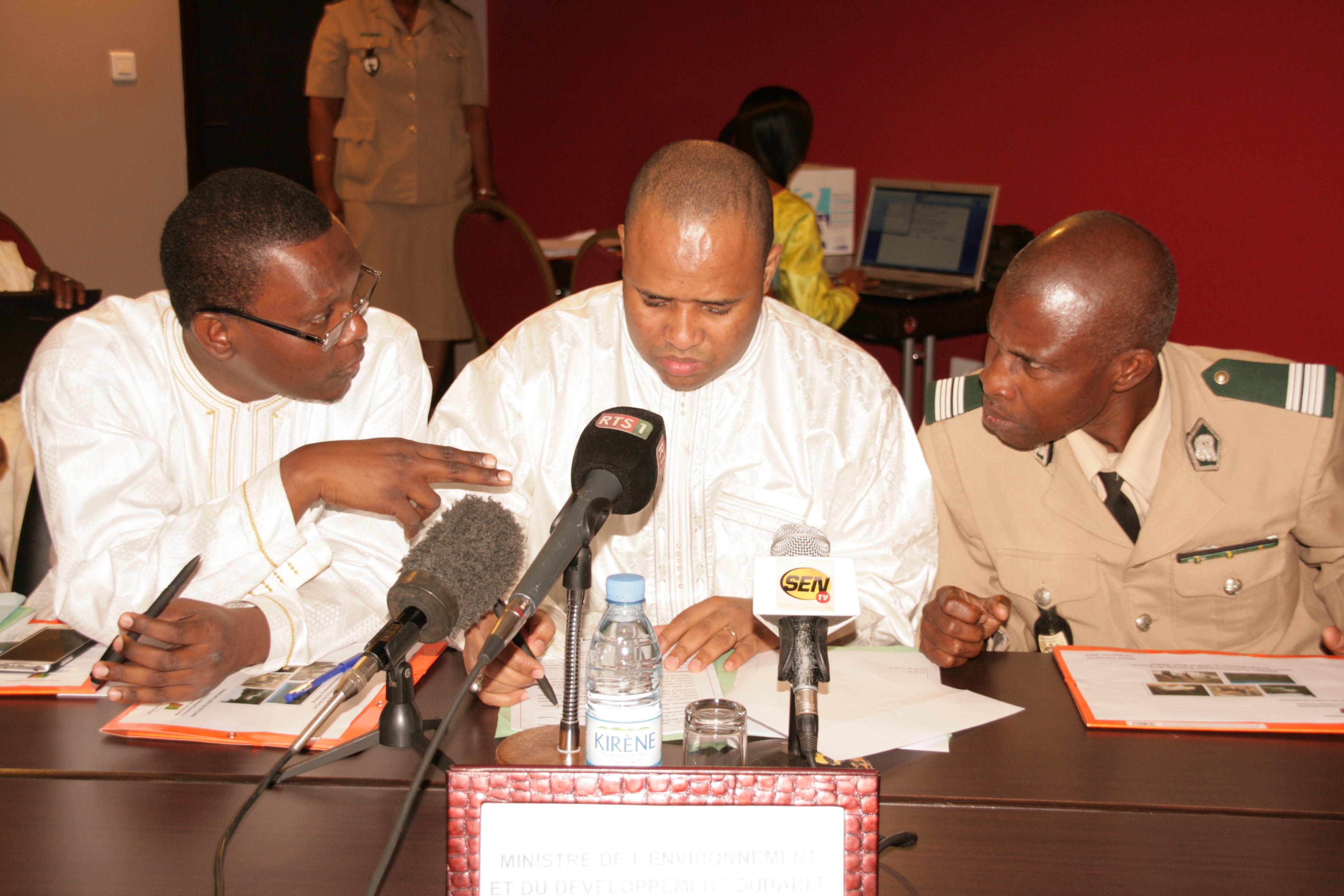 Réunion préparatoire de la Cop 21 : Pour forger une compréhension commune sur les axes de la participation du Sénégal à la COP