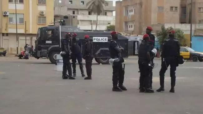 SÉCURITÉ : Les forces de l'ordre dans les hôtels de Dakar pour veiller au grain
