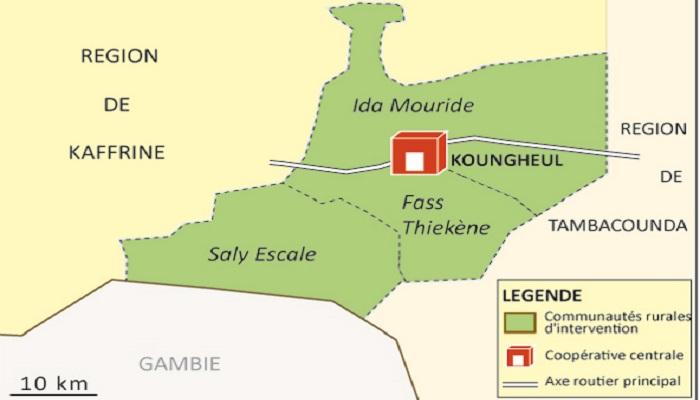 Journée de l'élevage à Koungheul : Abdoulaye Daouda Diallo et Cheikh Kanté dégainent
