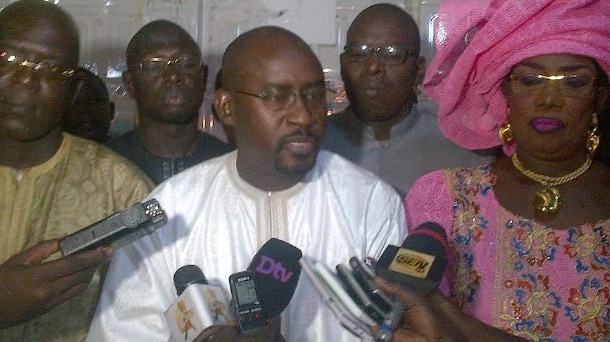 GALO BA CONFIANT : « Avec ou sans financement, nous mobiliserons pour le Président ! »