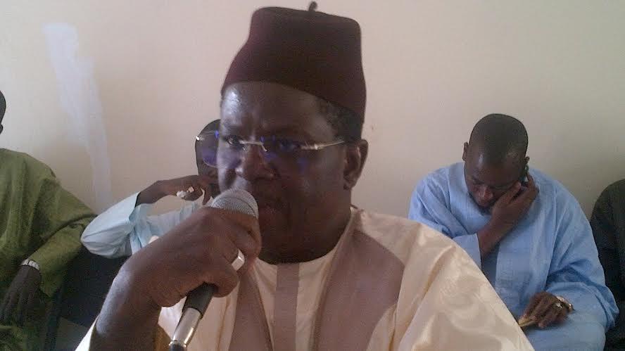 SERIGNE ABDOU LAHAD DIAKHATE-CHEF DU VILLAGE DE TOUBA : « Nous avons reçu un ndiguël, et ce ndiguël a été de mobiliser »