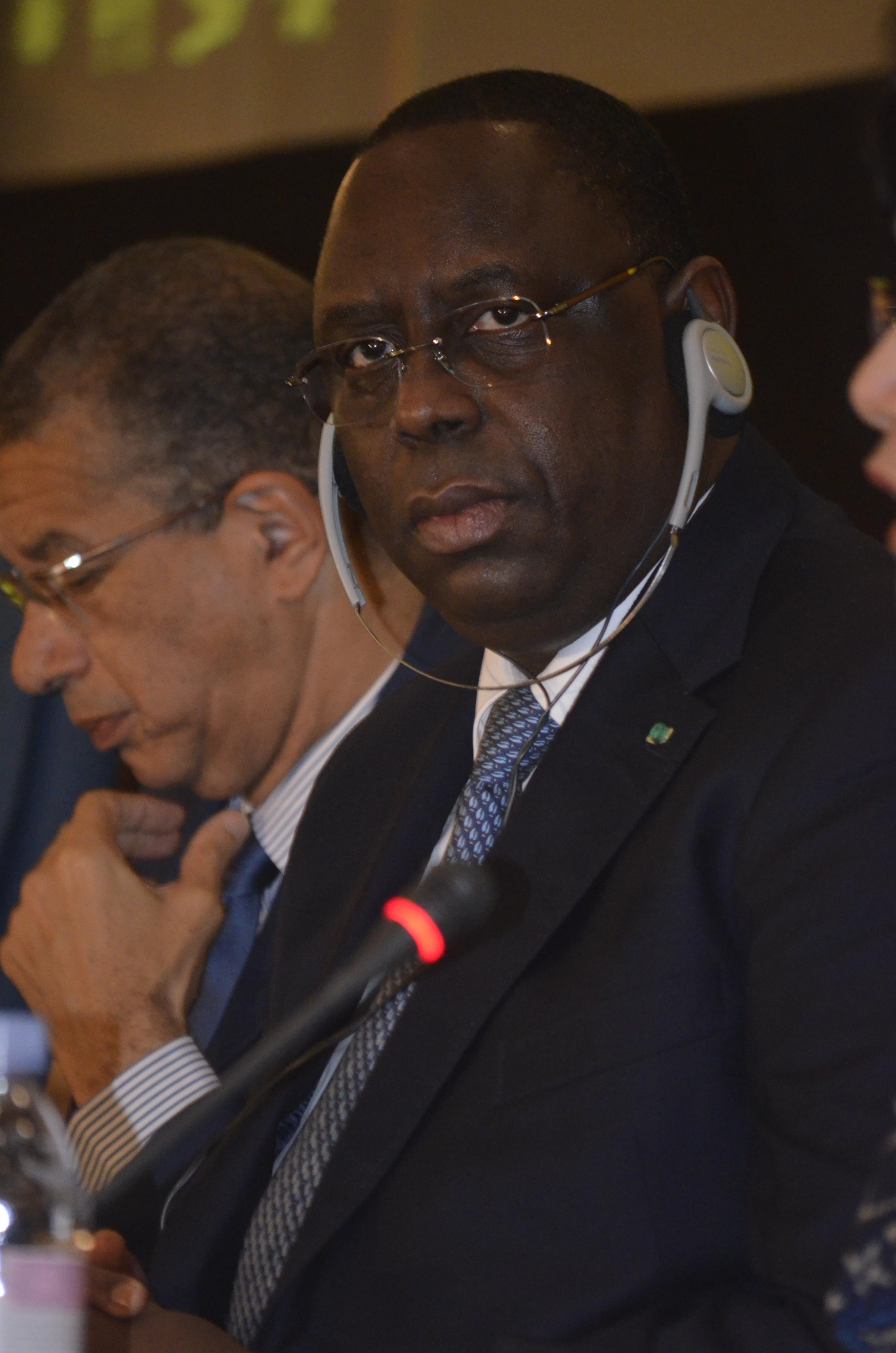 Réunion du SEN de l'APR : Macky Sall remontent les bretelles à ses hommes