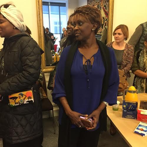 ELISABETH SENGHOR, ex-otage du Radisson Blu de Bamako :  « J'ai beaucoup prié, énormément prié, et puis j'ai pensé à mon fils, que j'ai enterré il y a une semaine.»