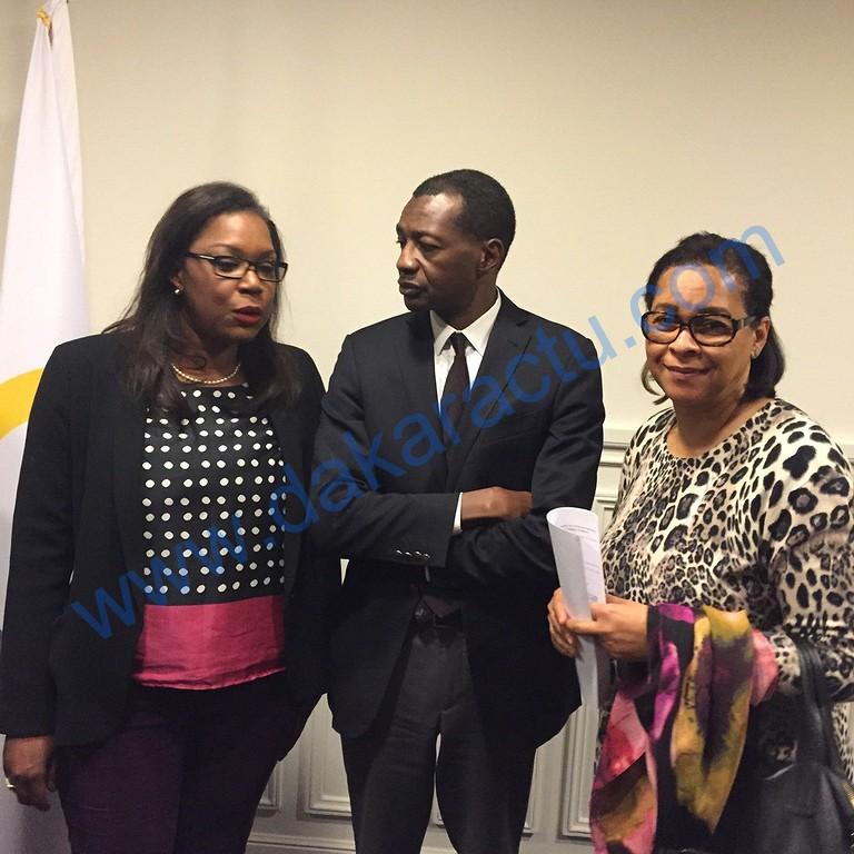 Rescapés du Radisson Blu de Bamako : Elisabeth, Julie, Aïda, Didier et Adama tous fonctionnaires de l'OIF sains et saufs (PHOTOS)