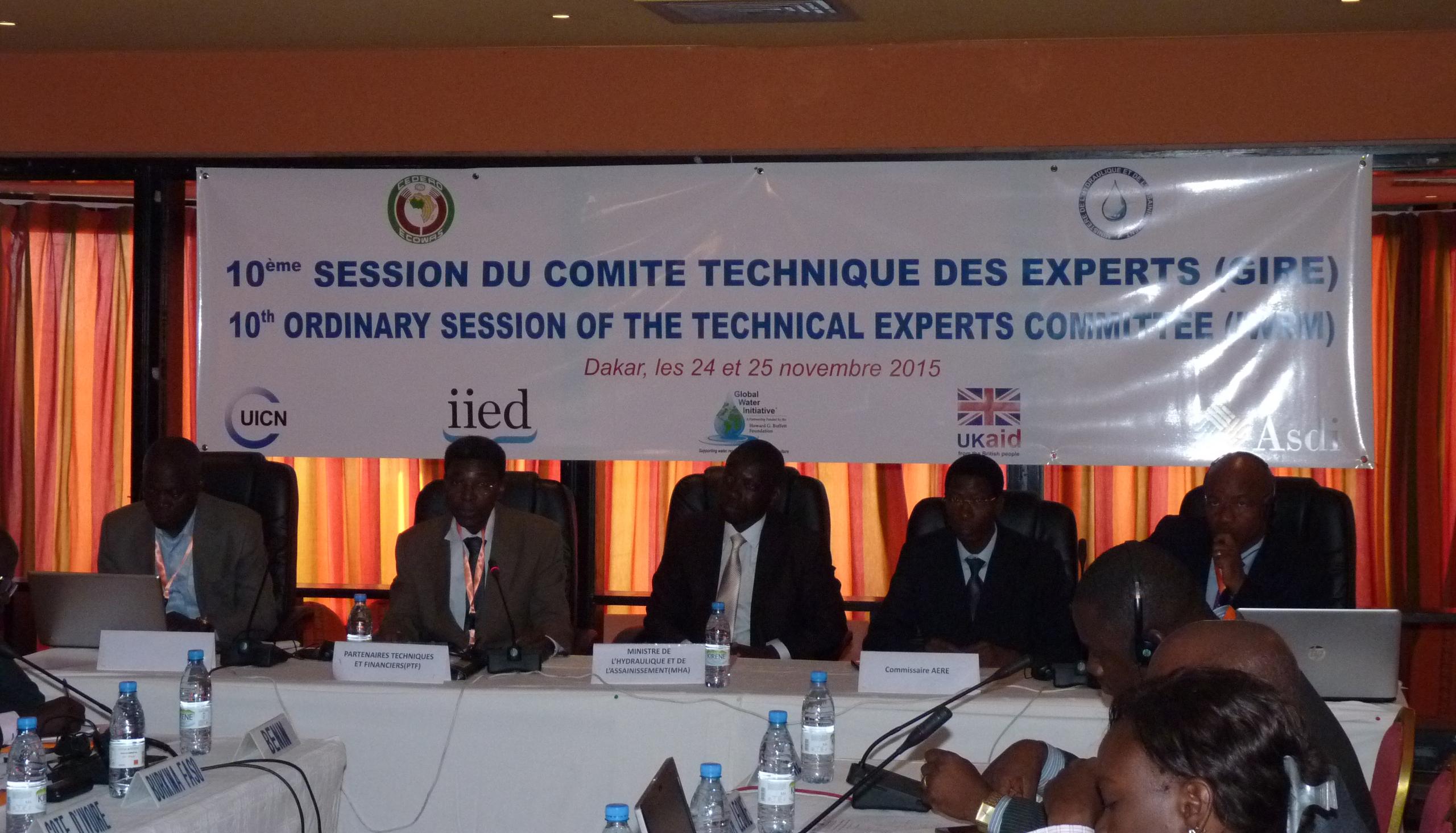 Gestion intégrée des ressources en eau : Des acquis pour le Sénégal