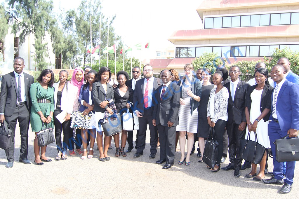 Partenariat avec l'office Allemand d'Echanges Universitaires : 15 bourses d'études offertes au CESAG