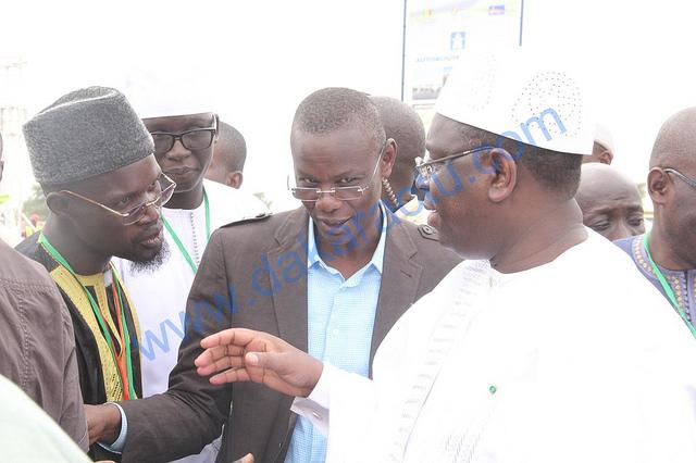 BAMBEY : Le ministre-conseiller Mor N'gom gagne le pari de la mobilisation ( IMAGES)