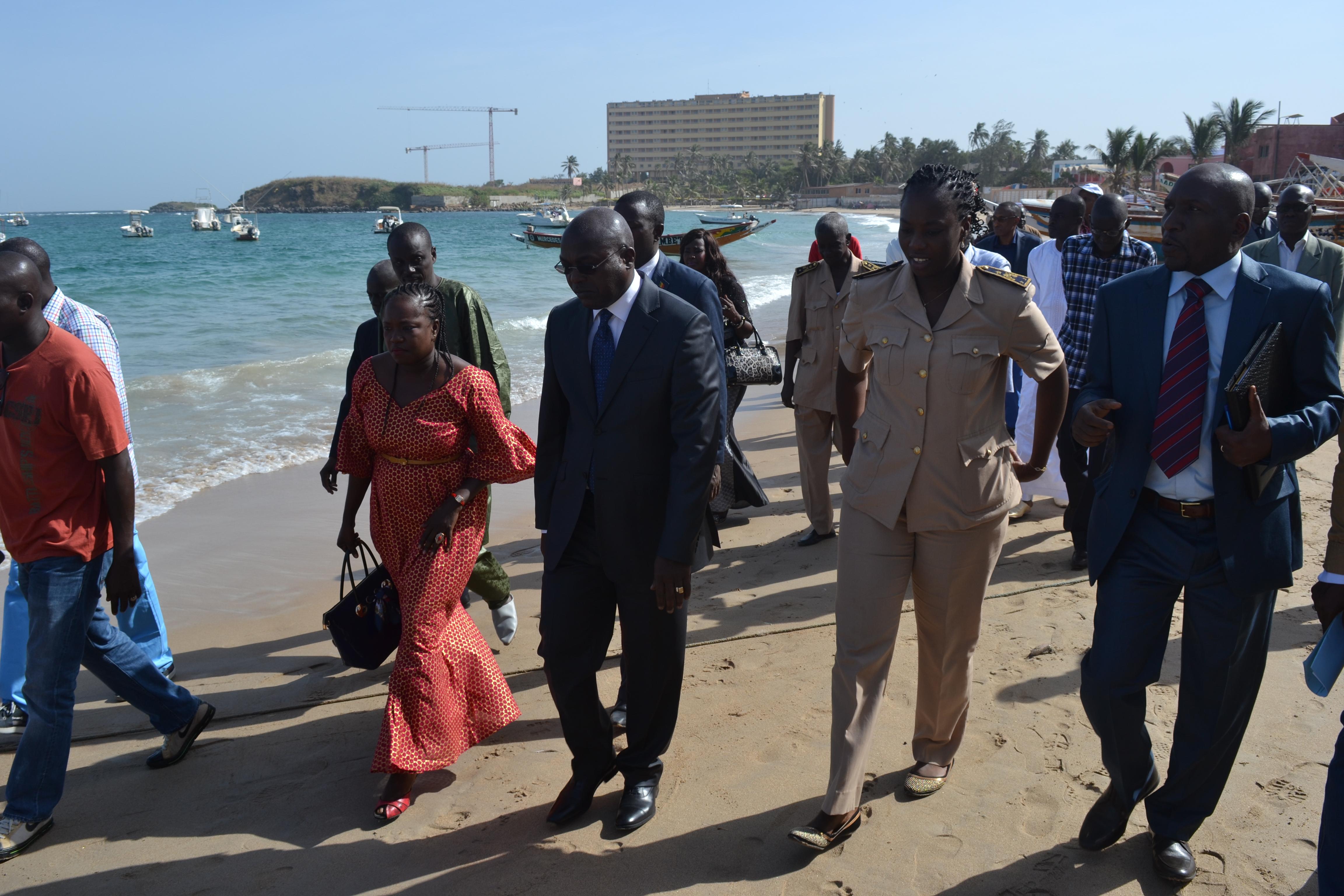 N'GOR : Bientôt une Maison des pêcheurs, promet le ministre Oumar GUÈYE