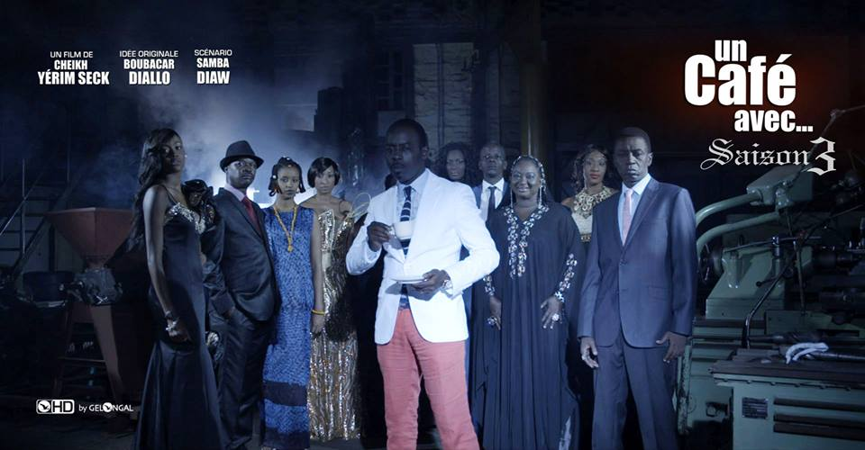 Classement des séries au Sénégal : « Un Café Avec » se positionne de loin devant