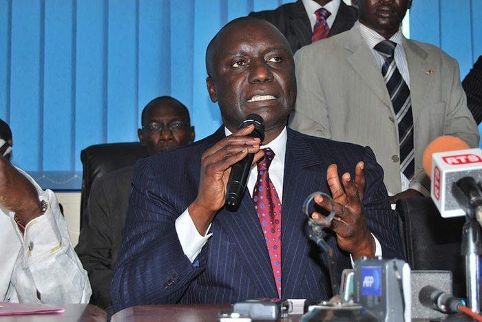 Déthié Fall, vice-Président du Rewmi : « Même en ne battant pas campagne plus de 200.000 sénégalais ont porté leur choix sur Idrissa Seck en 2012 »