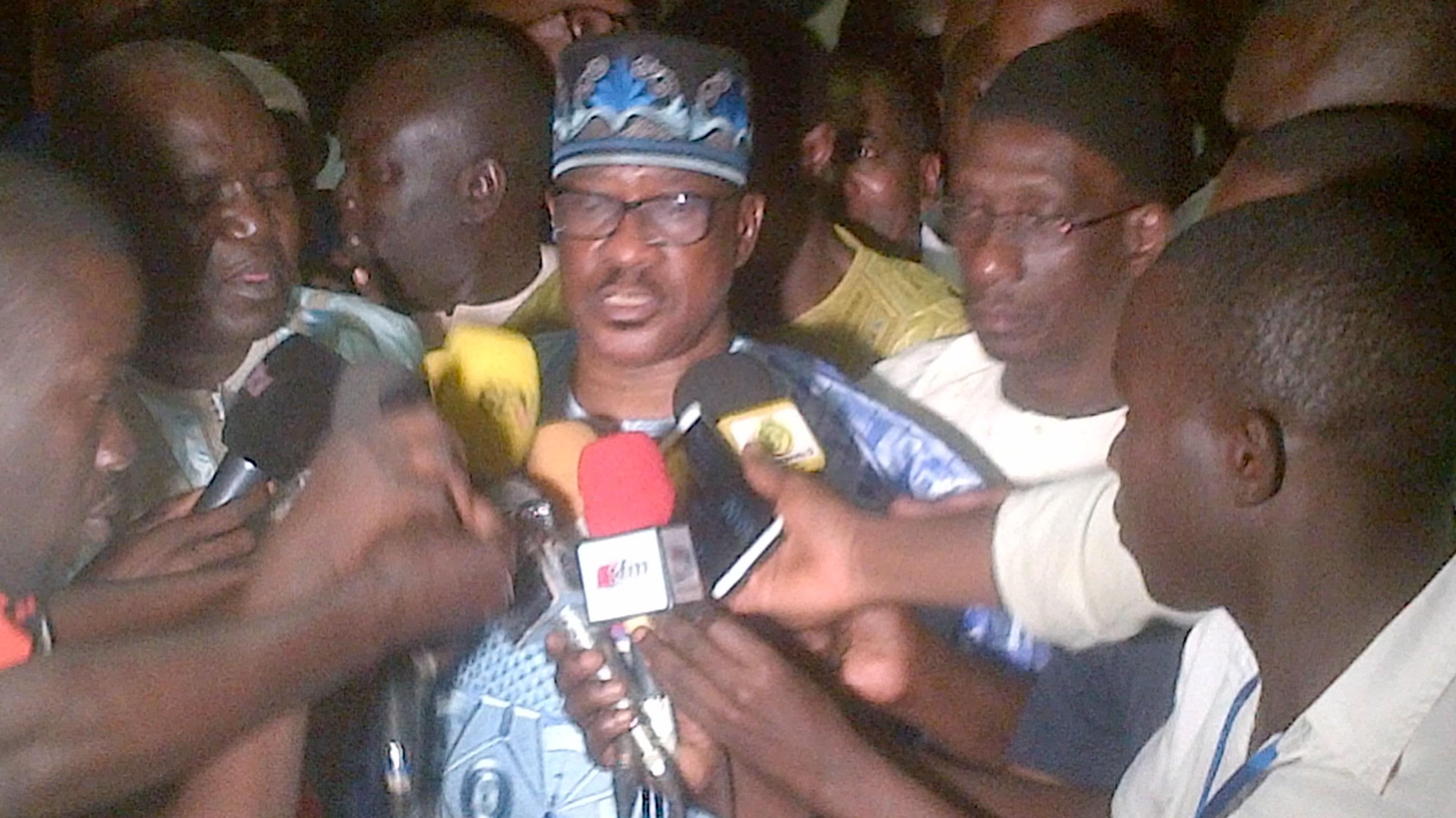 LE MESSAGE DE WADE AU KHALIFE DES MOURIDES : « J'ai perdu le pouvoir, mais je reste attaché à Serigne Touba! »