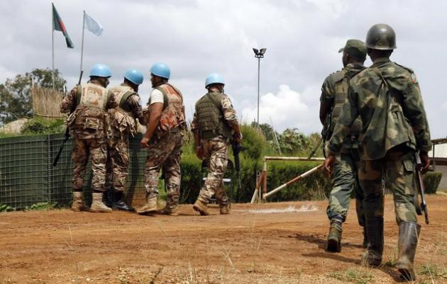 RDC : violents combats entre Casques bleus et rebelles ougandais dans l'est
