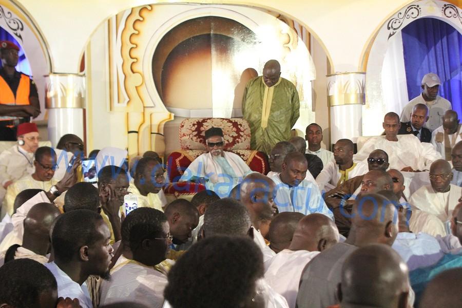 Les images de la cérémonie officielle  du magal Touba 2015