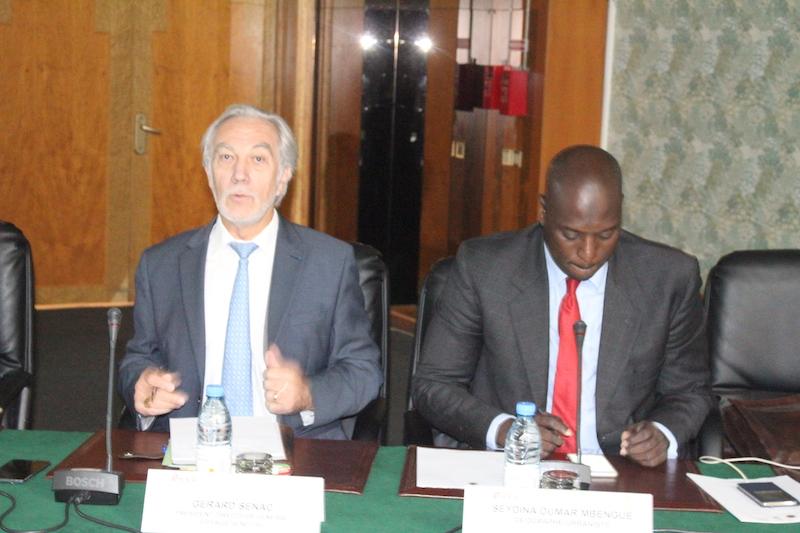 Restitution de l'étude d'impact de l'autoroute à péage : Une infrastructure socio économique de premier plan de Dakar