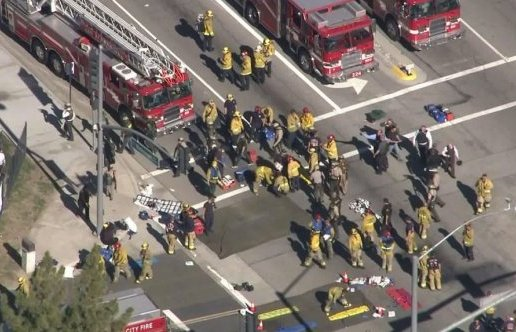 Fusillade en Californie : La piste terroriste se précise