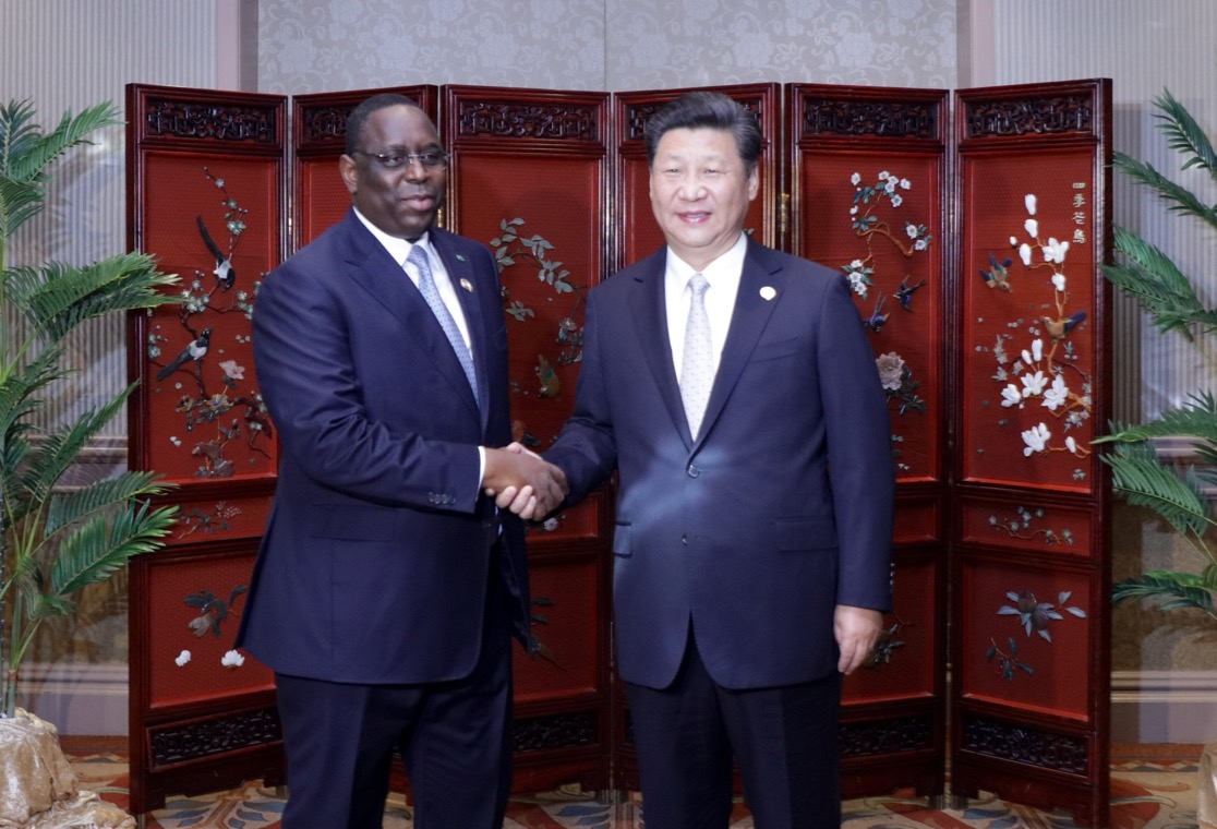 SOMMET DU FORUM SUR LA COOPERATION SINO-AFRICAINE THEME : « L'Afrique et la Chine avancent ensemble : Coopération gagnant-gagnant pour le développement commun »  : Discours du président Macky Sall